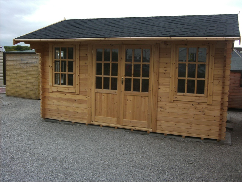 Sheds Summerhouses Log Cabins Property Extensions Home