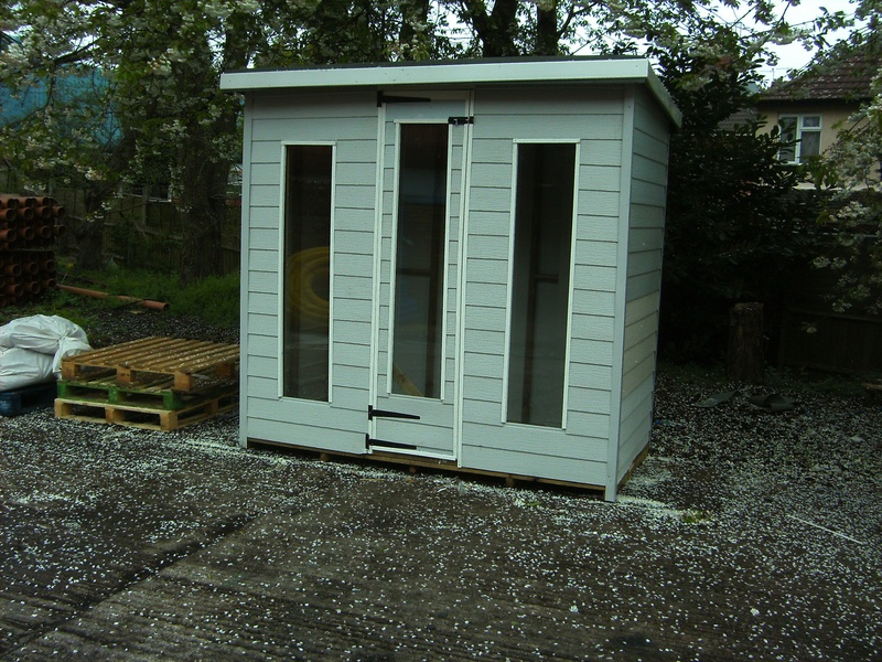 Small summerhouse